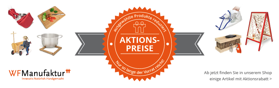 Highlights im August, Aktionspreise
